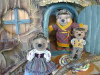 Студия кукол Ежики (Ярославль, Волжская наб., 33, тер. Музейного комплекса музыка и время)