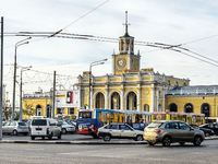 Железнодорожный вокзал Ярославль — Главный (Ярославль, пл. Ярославль-Главный, 1а)