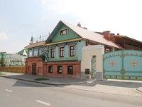 Гостично-ресторанный комплекс Татарская усадьба (Казань, ул. Шигабутдина Марджани, 8)
