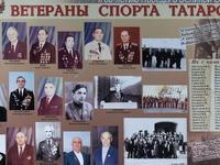 Музей спорта РТ имени Ш.Х. Галеева (Казань, ул Московская, д 1)