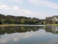 Пляж Лебяжье озеро (Казань, Озеро Лебяжье, 1)