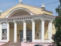 Дом офицеров казанского гарнизона (Казань, ул. Петербургская, 58)
