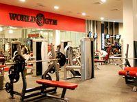 World Gym (Ростов-на-Дону, ул. Рихарда Зорге, 33)
