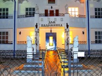 Гостиница Дом Паломника (Республика Татарстан, Зеленодольский р-н, Раифа пос.)