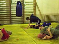 Клуб рукопашного боя и самообороны (Ростов-на-Дону, Доломановский пер, д 70А/103)