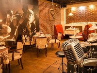 Jazz-cafe Старый рояль (Казань, просп. Ямашева, 37б)