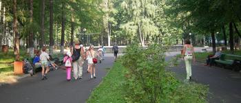 Парк Юбилейный (Ярославль, просп. Ленина, 24а)