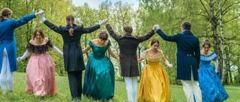 Студия исторического танца Зазеркалье (Ярославль, ул. Добрынина, 25г)