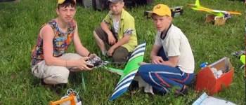 Детский авиамодельный клуб «Мастер» (Ярославль, ул. Школьная, 32)