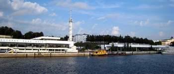 Ярославский речной порт (Ярославль, ул. 2-я Портовая, 1)