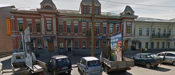 Торговый центр «Три богатыр» (Ярославль, Московский просп., 93)