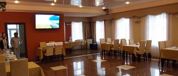 Гостиничный комплекс Баккара (Ярославль, ул. Кооперативная, 9)
