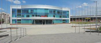 Универсальный спортивный комплекс Мирас (Казань, ул. Джаудата Файзи, 6)