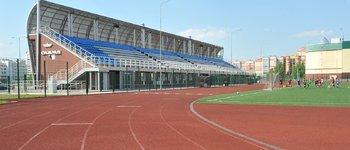 """Стадион """"Олимп"""" (Казань, ул. Чистопольская, 65)"""