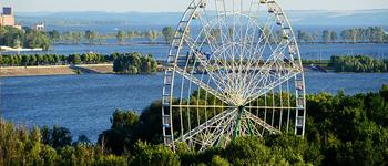 Парк аттракционов Кырлай (Казань, ул. Односторонняя Гривка 1А)