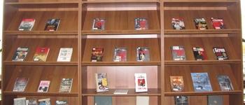 Отдел выставок и культурных программ Национальной библиотеки РТ (Казань, ул. Кремлевская, 33)