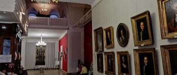 Государственный музей изобразительных искусств Республики Татарстан (Казань, ул. Карла Маркса, 64)