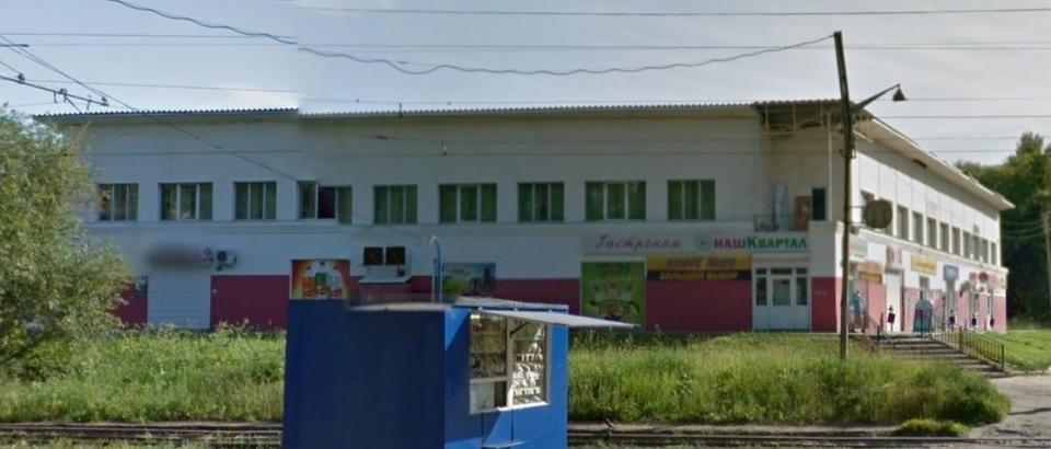 Торговый центр «Фламинго»  (Ярославль, ул. Блюхера, 45)