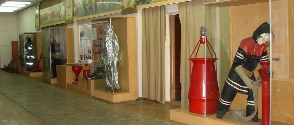 Центр противопожарной пропаганды и общественной связи (Ярославль, ш. Силикатное, 18)