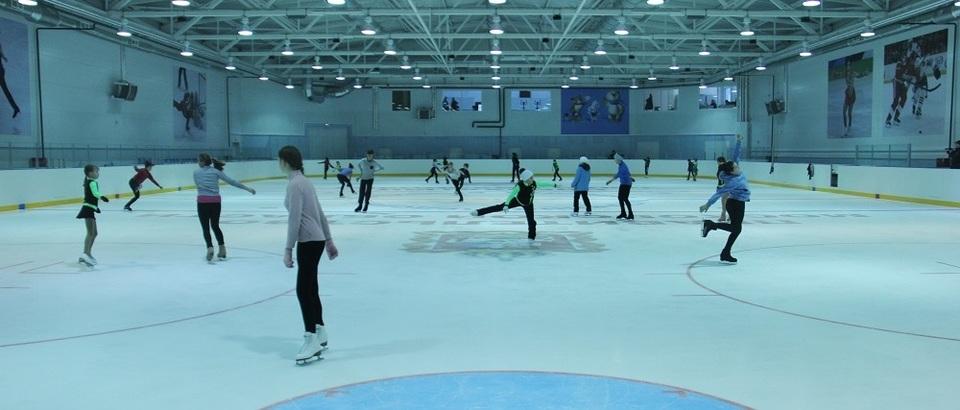 Ледовый комплекс Заволжский (Ярославль, Школьный пр-д, 13а)