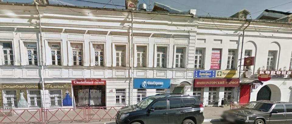Торговый центр «Империал»  (Ярославль, ул. Октябрьская Б., 30а)