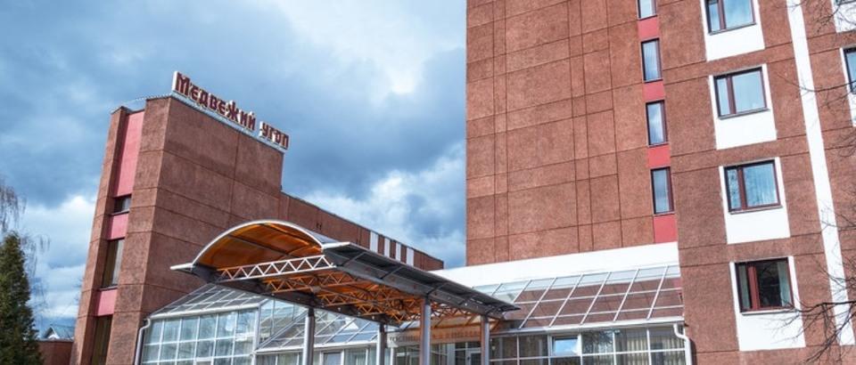 Гостиничный комплекс «Медвежий угол» (Ярославль, ул Свердлова, д 16)