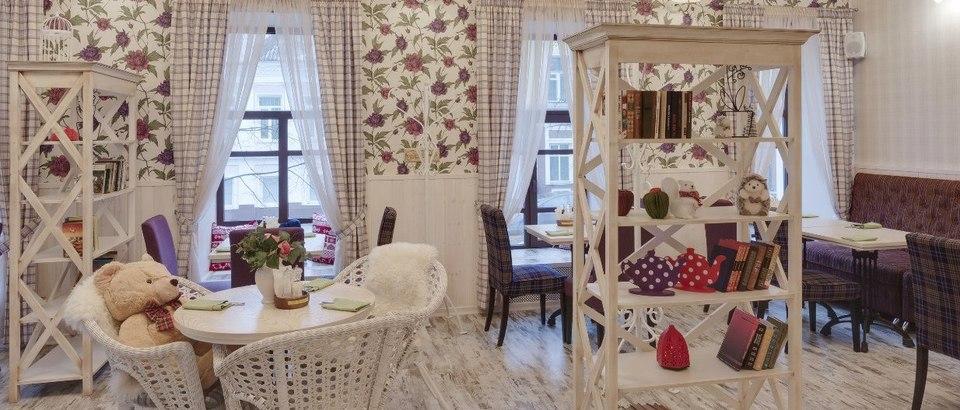Семейное кафе АндерСон (Ярославль, ул. Республиканская, 68)