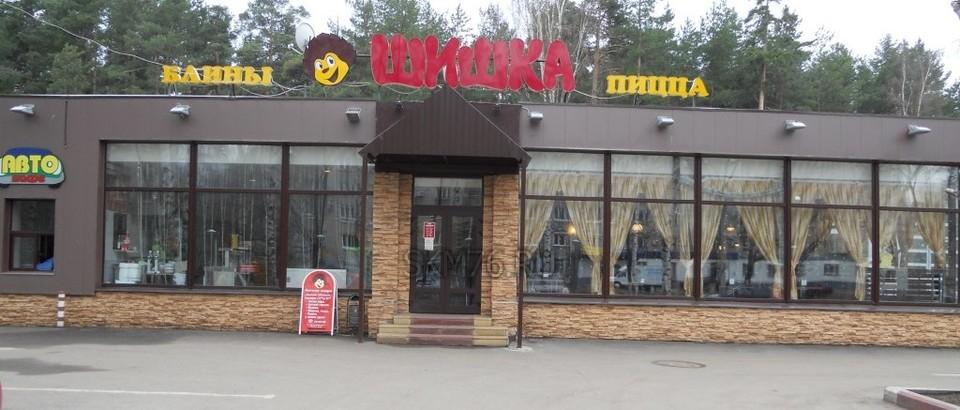 Шишка, кафе (Ярославль, ул Красноборская, д 6 )