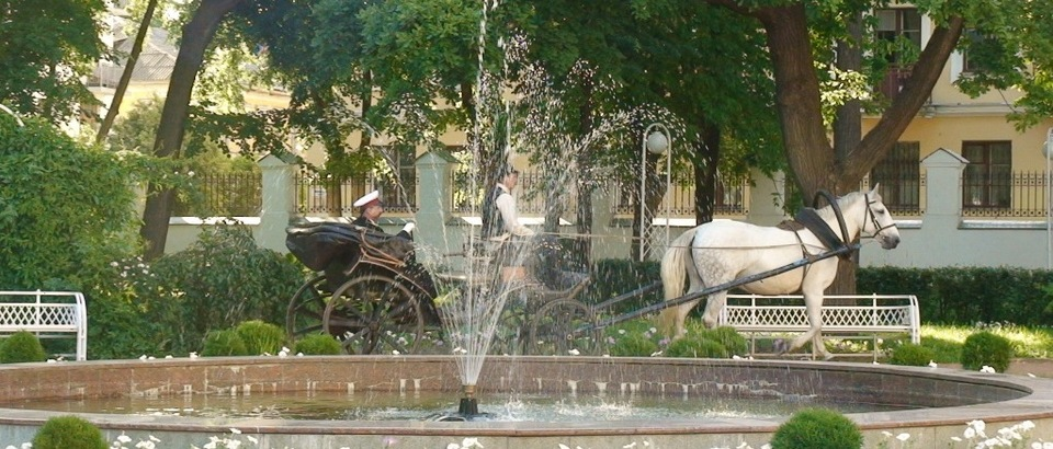 Губернаторский сад (Ярославль, Волжская наб, д 23)