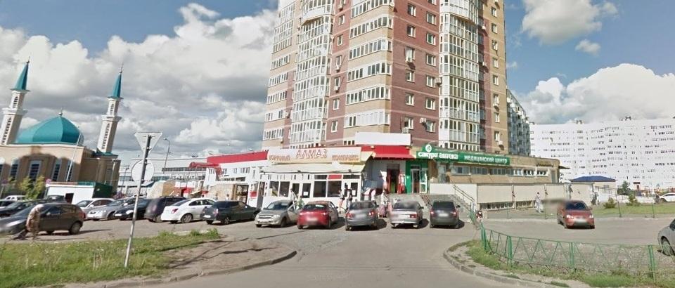 Торговый комплекс Алмаз (Казань, ул. Академика Глушко, 22г)