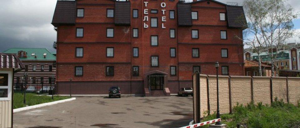Колви, гостиница (Казань, ул. Михаила Худякова, 7)