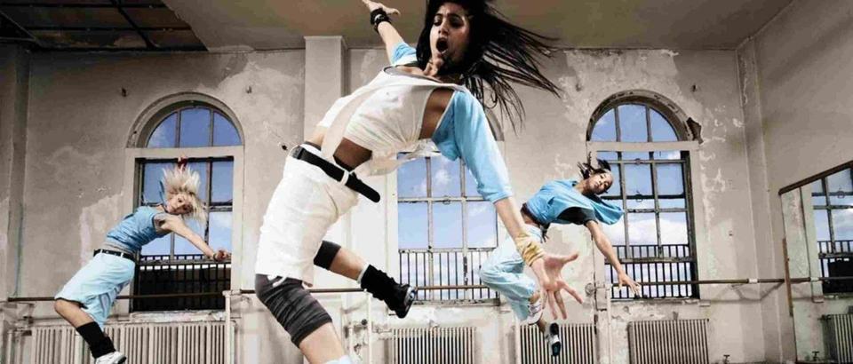 Студия танцев Funky Beat (Ростов-на-Дону, Буденновский просп., 34, Дом Офицеров)