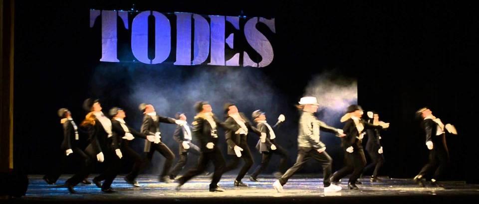 Школа танцев Todes (Казань, просп. Ямашева, 100а)