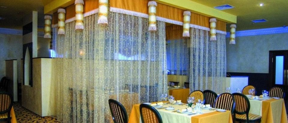 Ресторан Шафран (Казань, ул. Петербургская, 55)
