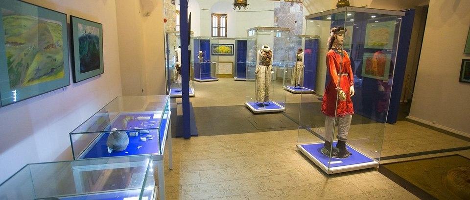 Музей истории государственности татарского народа и Республики Татарстан (Казань, Кремль)