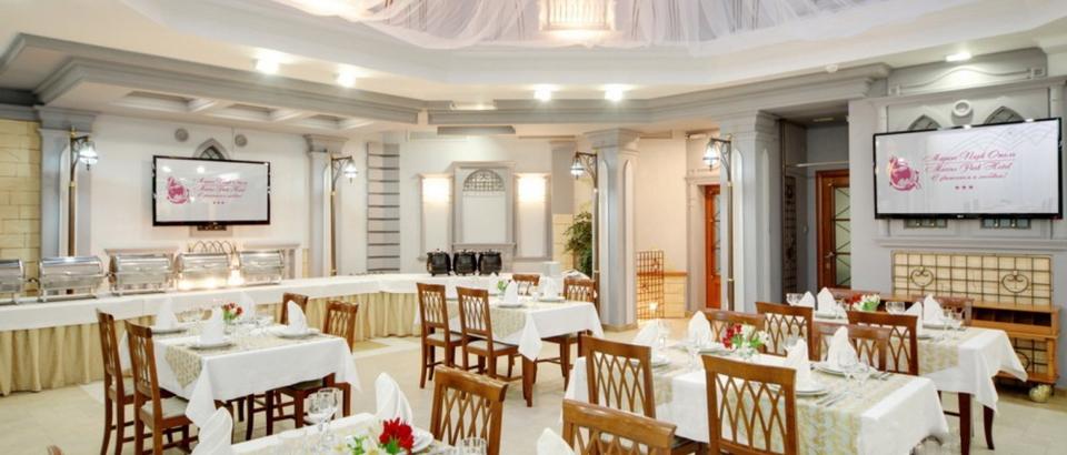 Ресторанно-гостиничный комплекс Оджах (Ростов-на-Дону, ул. Читательская, 54)