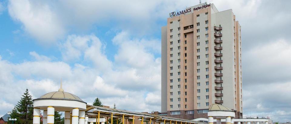 Amaks Сафар отель (Казань, ул. Односторонка Гривки, 1)