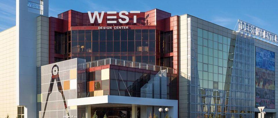 Design Center West (Ростов-на-Дону, ул. Доватора, 131)