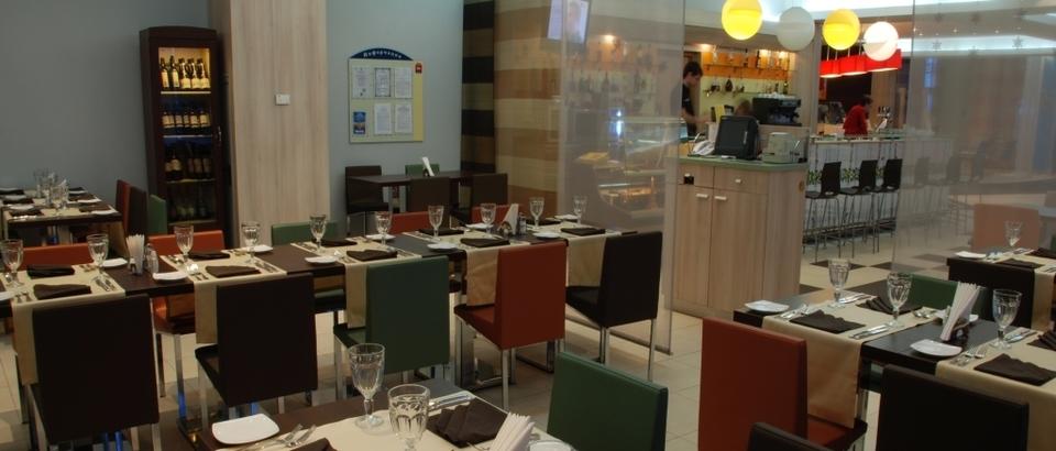 Ресторан Ibis kitchen (Казань, ул. Право-Булачная, 43/1)