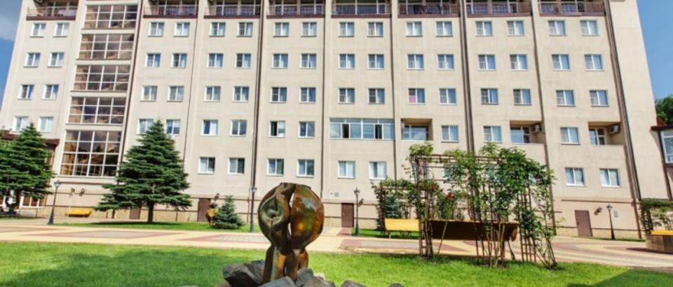 Гостинично-оздоровительный комплекс Надежда (Ростов-на-Дону, ул. Подъездная, 55)