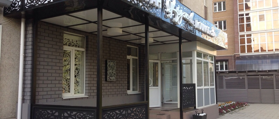 Ресторан Кружева (Казань, ул. Гвардейская, 15)