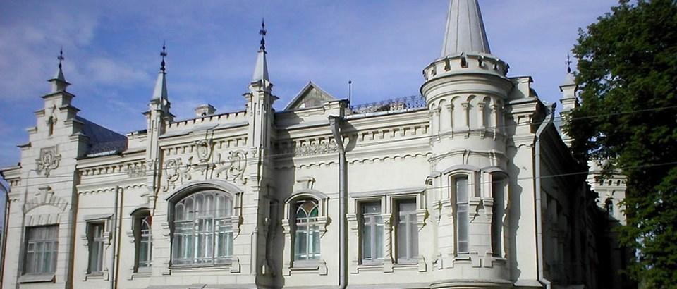 Литературный музей Габдуллы Тукая (Казань, ул. Габдуллы Тукая, 74)