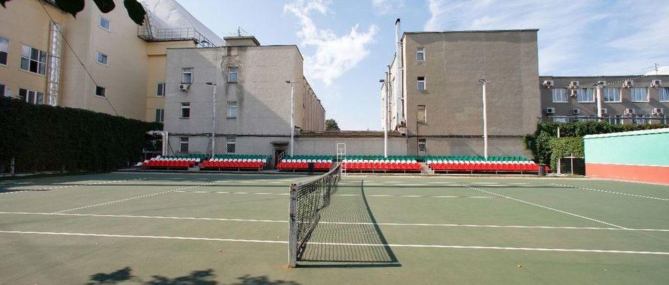 Академия тенниса Шамиля Тарпищева (Казань, ул. Урицкого, 15)