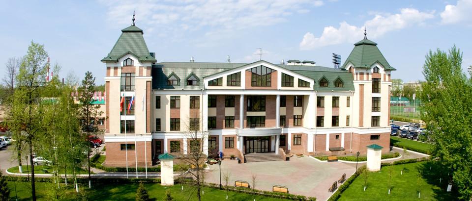 Футбольный клуб Рубин (Казань, ул. Копылова, 2)