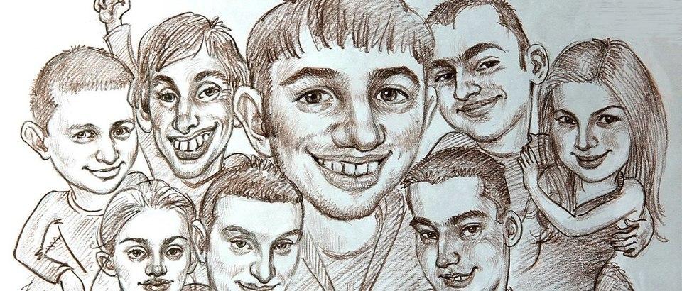 Студия Шаржа и Карикатуры (Казань, ул. Большая Красная, 62)