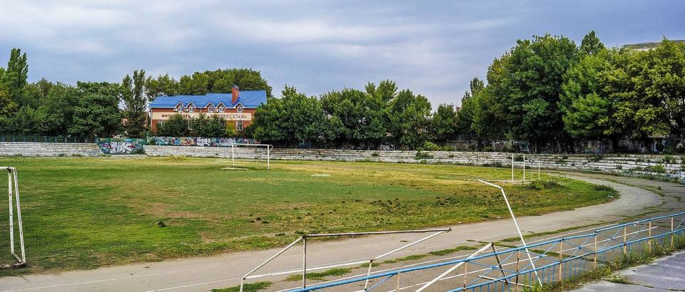 Стадион Локомотив (Ростов-на-Дону, просп. Стачки, 28)