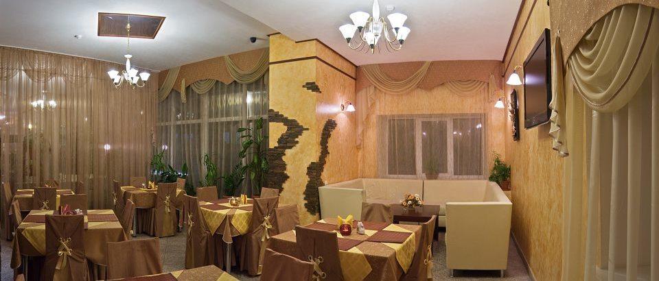 Отель Милена (Казань, ул. Тази Гиззата, 19)