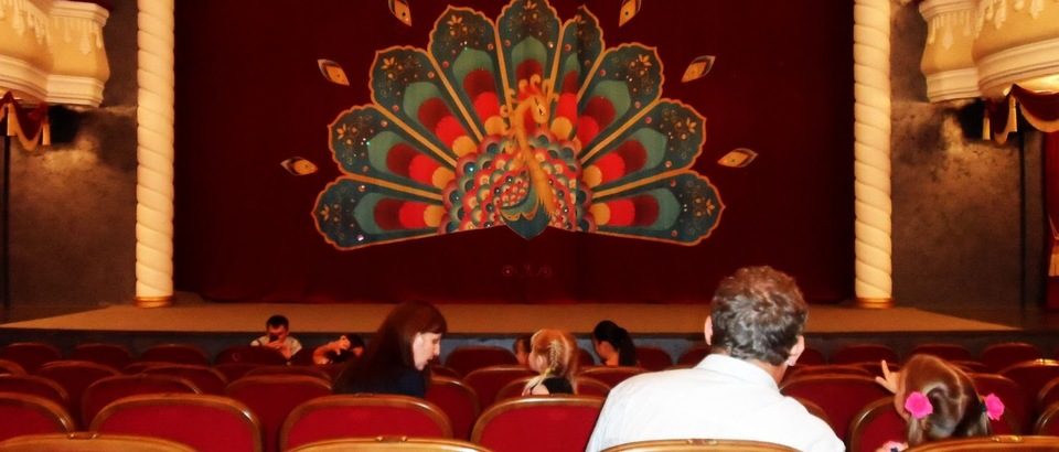 Театр кукол Экият (Казань, ул. Петербургская, 57)