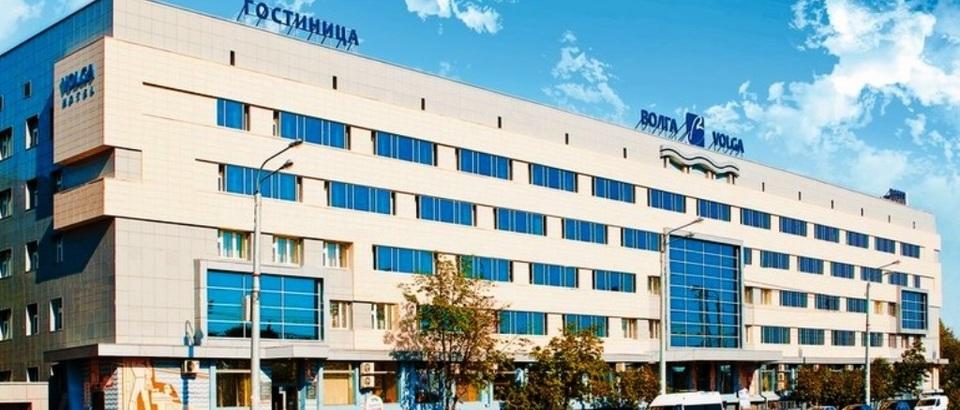 Гостинично-туристический комплекс Волга (Казань, ул. Саид-Галиева, 1)