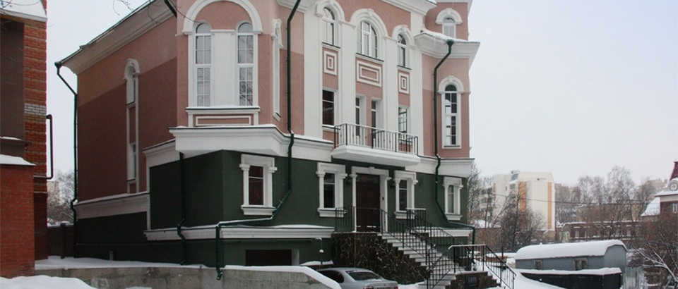 Hotel Hills (Казань, ул. Айвазовского, 11а)